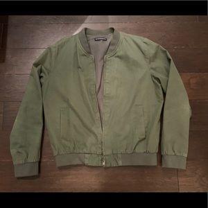Brandy Melville Bomber Jacket